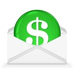 Create an INVOICE for CML Postage & Processing ($1,000)